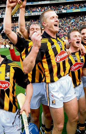 Kilkenny's Henry Shefflin