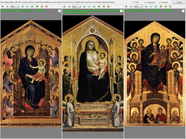 art history giotto vs duccio Giotto di bondone - the complete works, large resolution images, ecard, rating, slideshow and more one of the largest giotto di bondone resource on the web.
