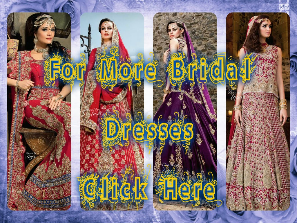 Bridal dresses collection 2015-16