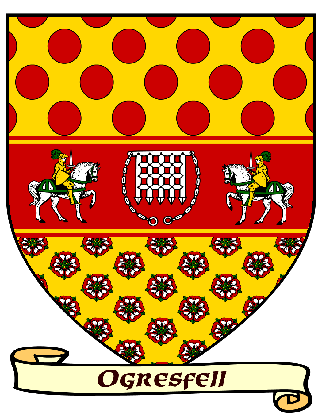 modern coat of arms generator