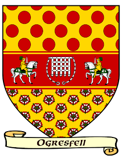 Mystara Alphatia Foresthome Ogresfell heraldry