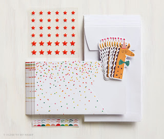 Ready-To-Assemble Thank You Card Kits