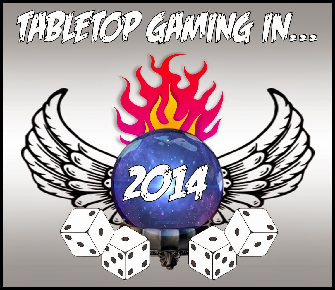 tabletop gaming in 2014