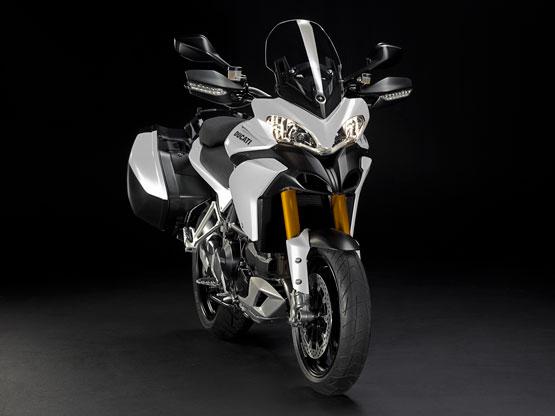 2011 Ducati Multistrada Touring 1200 S