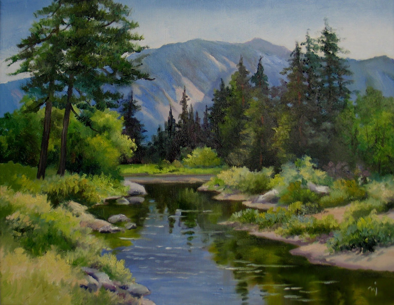 Nel S Everyday Painting 3 24 13 3 31 13