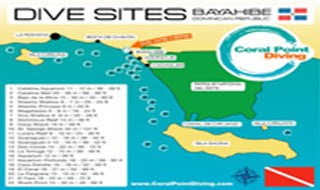 Dive Sites in Bayahibe , Coral Point Diving