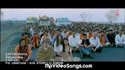 Satyagraha (2013) Full Movie HD Mp4 Video Songs Download Free