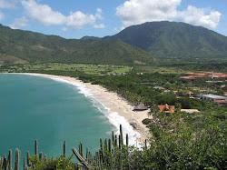 Isla de Margarita, Playas del Caribe