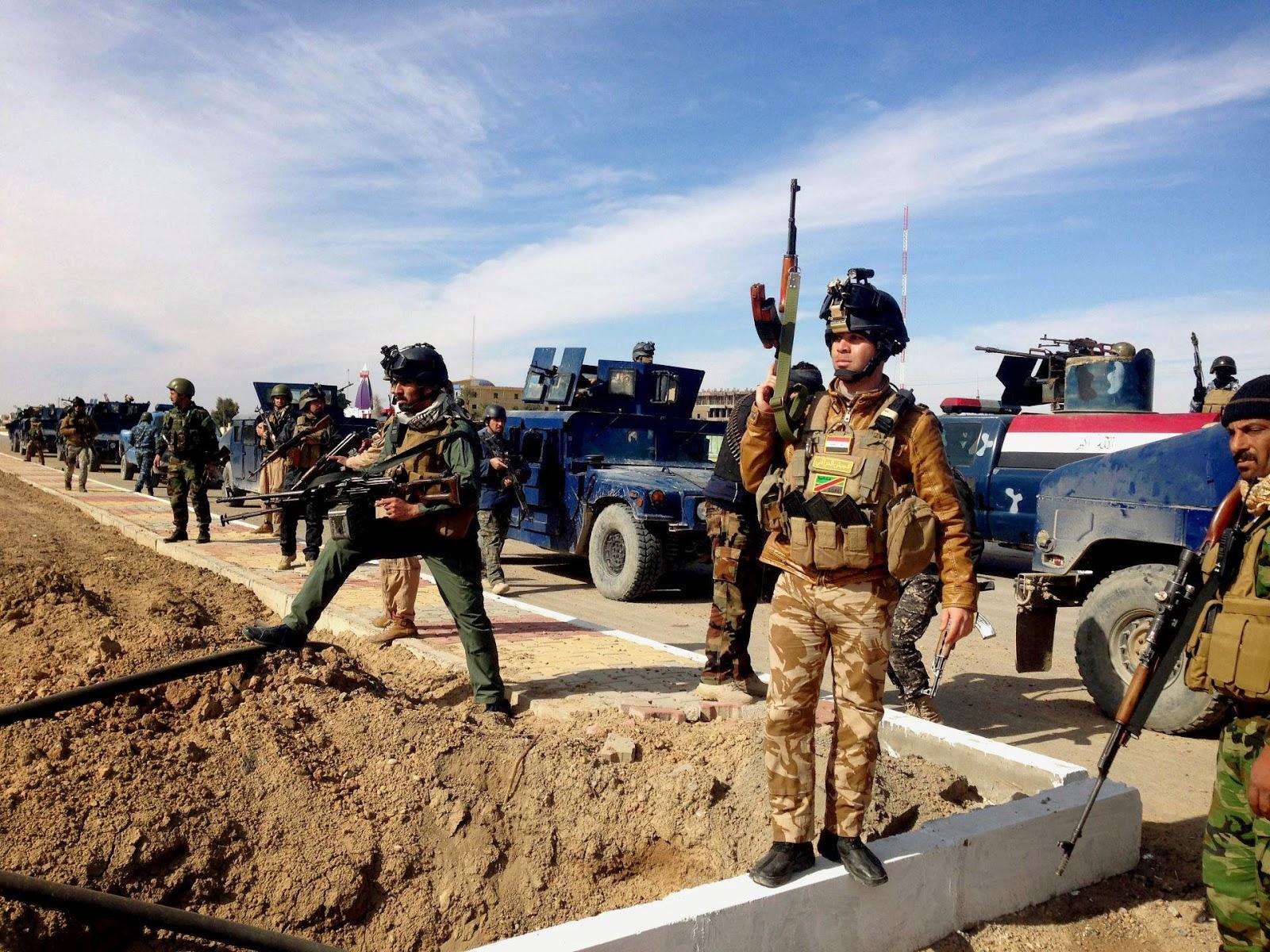 Kilang Terbesar Iraq Digempur Oleh ISIS