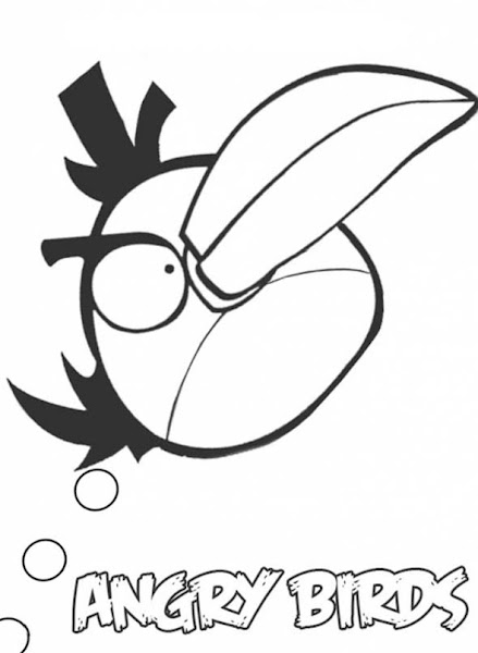 Bubble Letter O Coloring Pages
