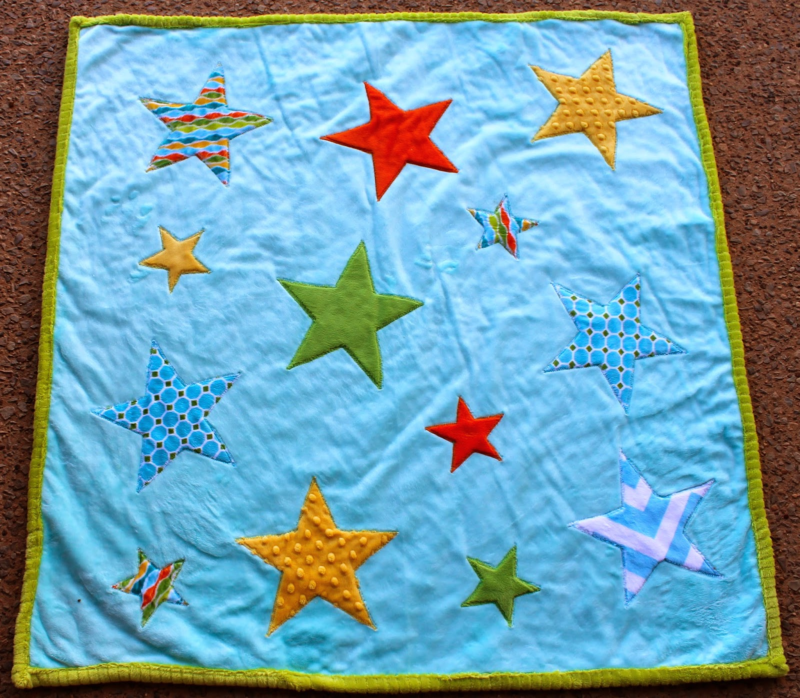 Cuddle Starfall Quilt