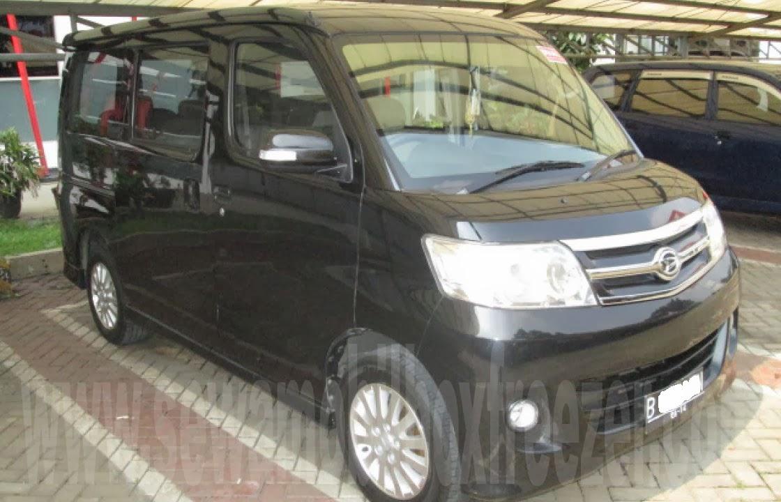 sewa mobil penumpang-Luxio