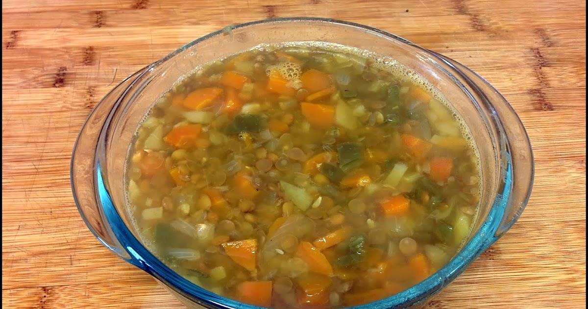 Culinaina llenties amb verdures en olla express - Vedella amb bolets olla express ...