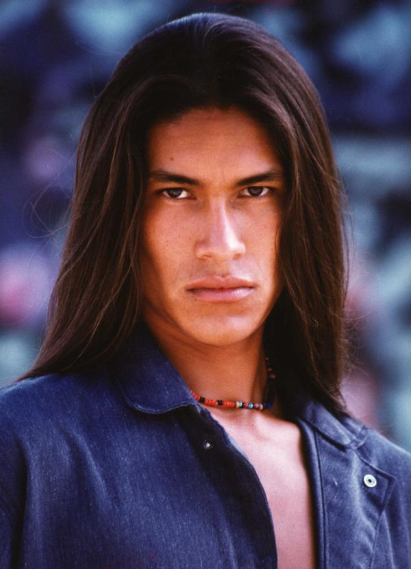 Rick Mora is a model and actor. He's unreal, magnificent looking guy