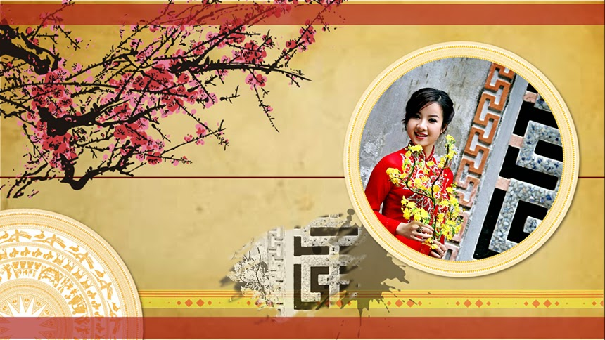 Share style Proshow Producer happy new year đẹp