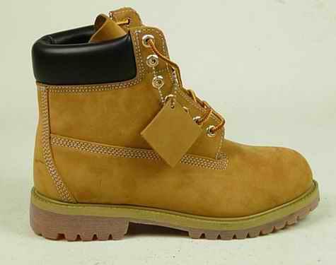 Timberland Boots Yellow6