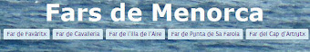 Googlesites dels fars de Menorca