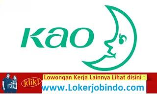 Lowongan Kerja PT. Kao Indonesia November 2015
