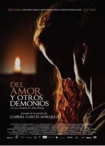 descargar Del Amor y Otros Demonios – DVDRIP LATINO