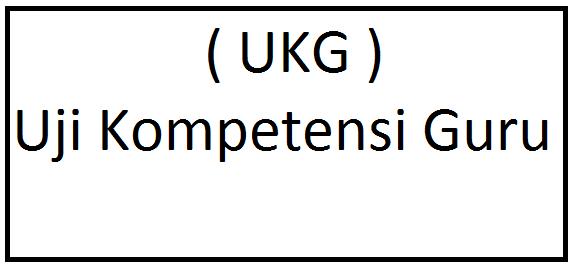 Jadwal Lengkap Sertifikasi Guru ( UKG ) 2014