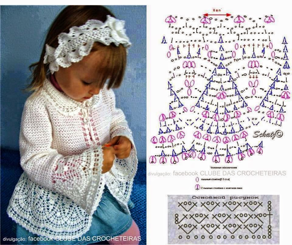 Tapadito de nena tejido / patrones gratis | Crochet y Dos agujas ...