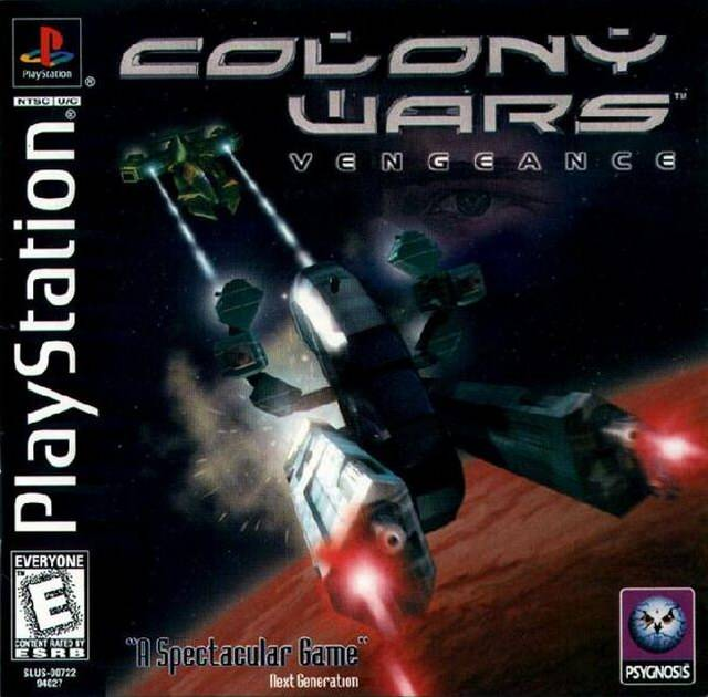 Colony Wars Collection (Psx-Psp/Rus)