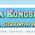 cara letak button follow dan dashboard dalam blog