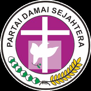 Free Download/ Gratis Unduh Logo/ Lambang Damai Sejahtera (PDS)