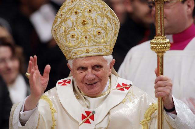Imagenes de Papa Benedicto XVI Saludando, Aloisius Ratzinger