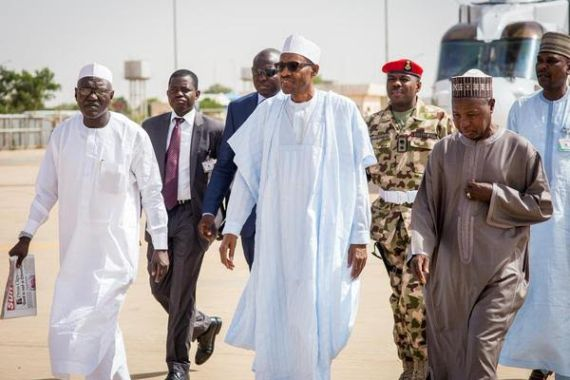 Presidency begin Negotiations with Boko Haram
