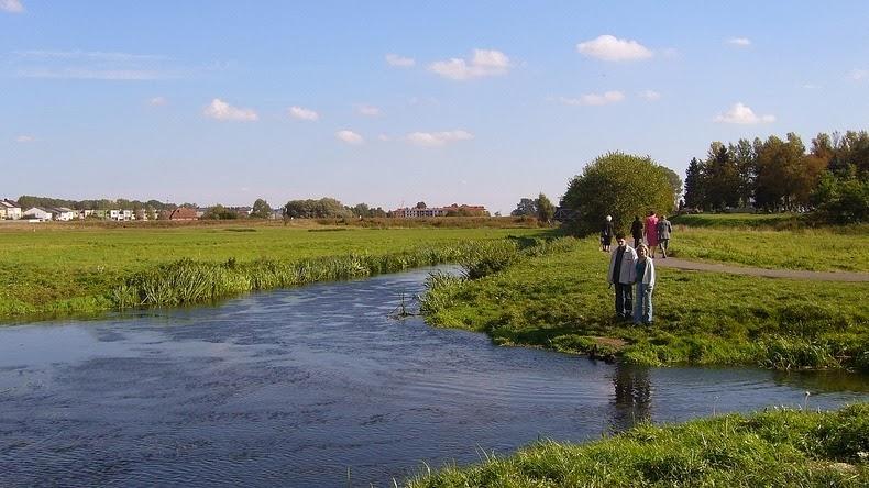 La bifurcación Wagrowiec: Un fenómeno hidrológico único
