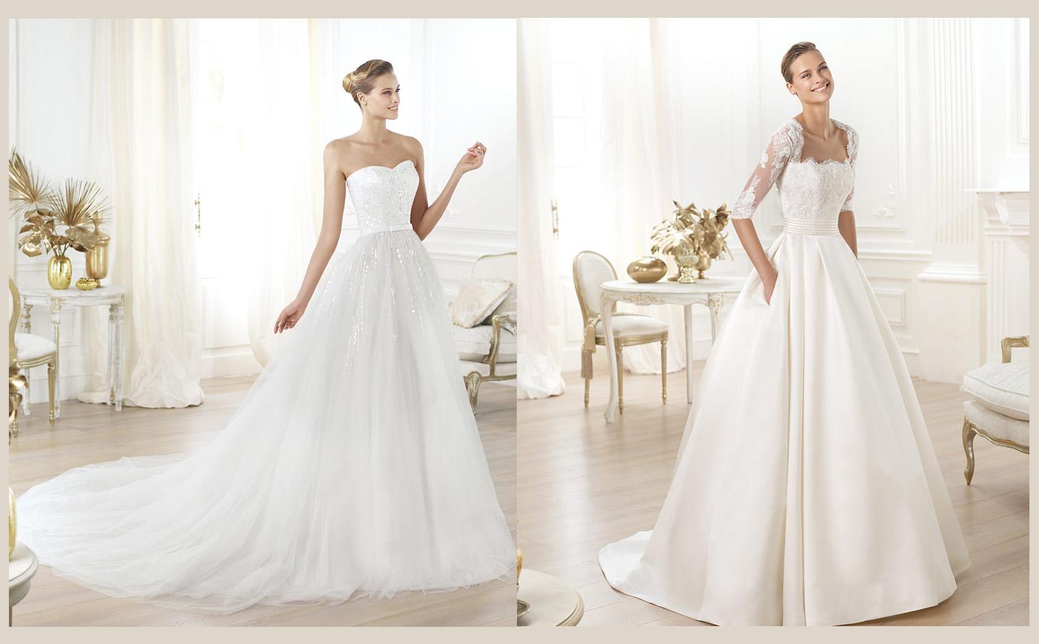 Vestidos de novia pronovias coleccion 2012