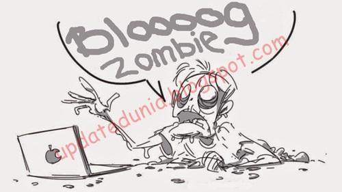 Daftar Blog Zombie Gratis Juli 2015