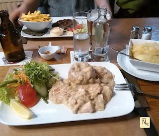 comida belga