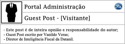 Assinatura Visitante - Vanildo Veras
