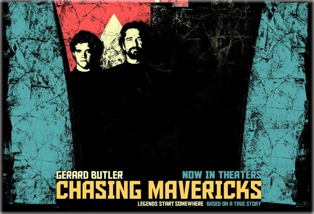 Chasing Mavericks - Persiguiendo Mavericks