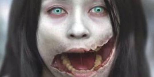 Hantu Jepang Paling Menakutkan Perobek Mulut