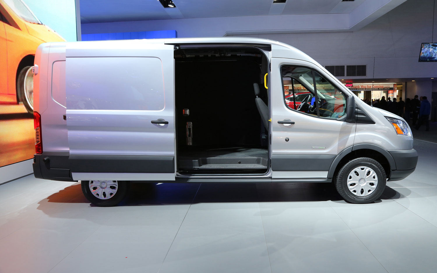 New 2014 Ford Transit