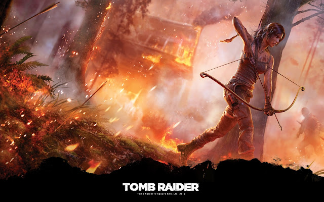 Crossroads - Tomb Raider