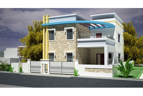 New Home Designs Latest Modern Bungalows Exterior Designs