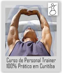 CURSO PERSONAL TRAINER EM CURITIBA