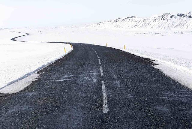 Winterroad -  by Jon Ottosson | unsplash