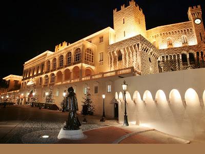 (Monaco) - Palais Princier