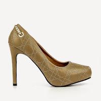 Pantofi dama Lola khaki ( )