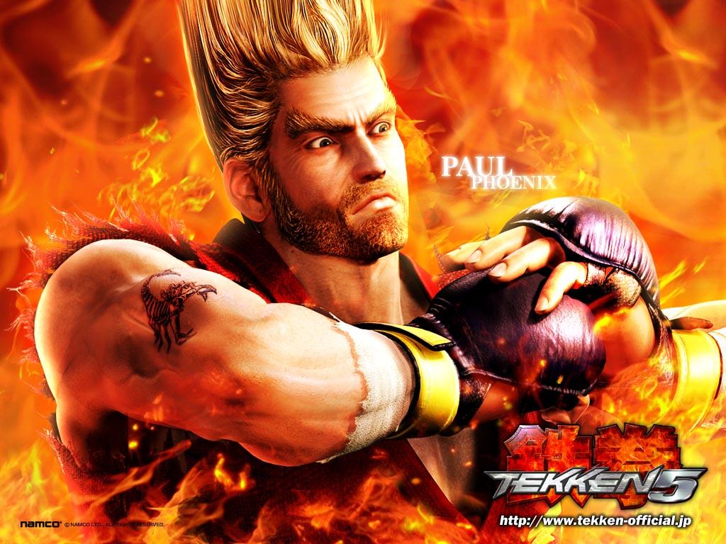 Free Download Games Tekken 5 Full Version | Game ...