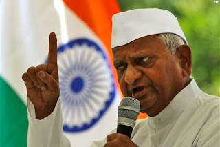 Latest Indian Anna Hazare HD photo picture wallpapers download