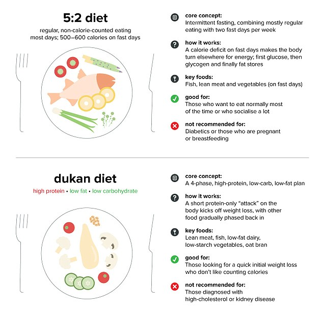 Skinny Diva Diet: Compare 21 Popular Diets [Guide ...