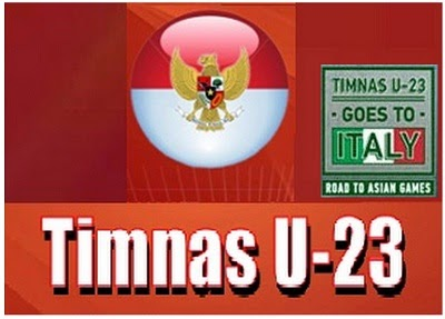 Jadwal Ujicoba Timnas Indonesia U-23 Tur Italia 2014