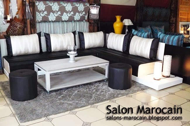 Salon 2014 d coration maison 2014 for K meuble salon marocain
