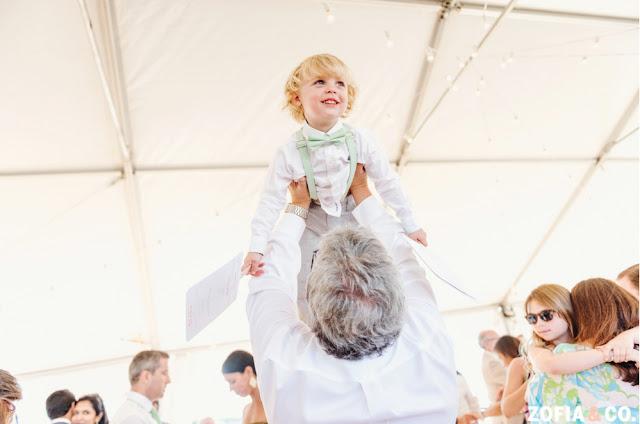 Nantucket Wedding Reception Dancing